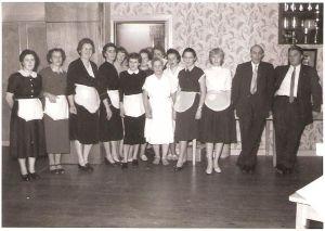 Klim forsamlingshus 1954