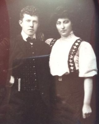 Karoline og Frederik