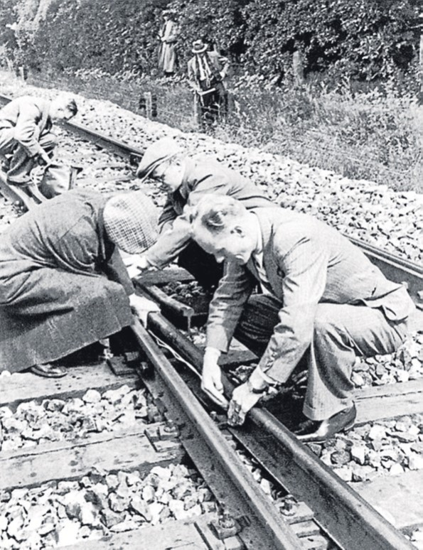 Modstandsfolks forår 1945