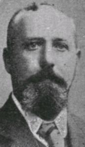 R. Jørgensen, f. 1870 i Otterup, manufakturhandler.
