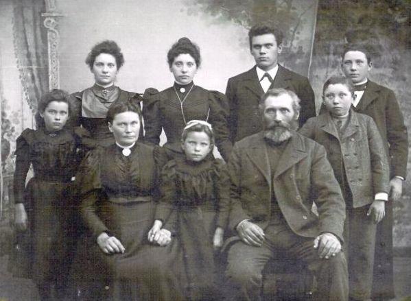 Familien Niels P. Kjær