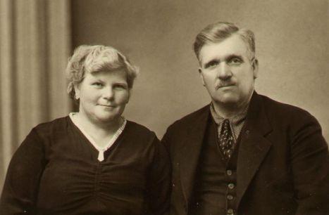 Alma og Edvard Kristensen