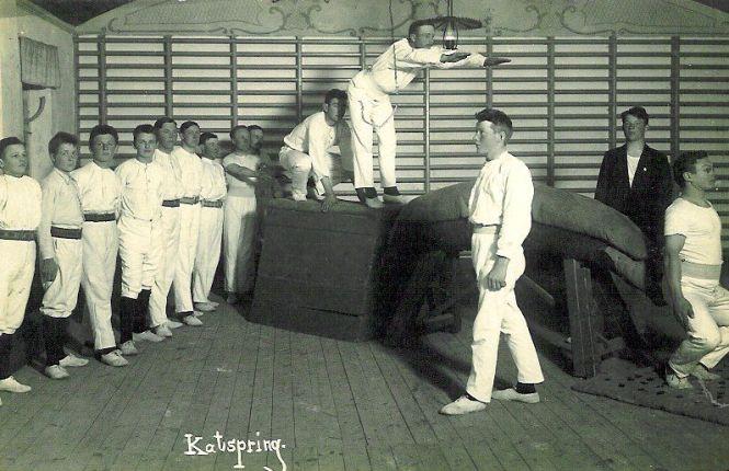 Karlegymnastik