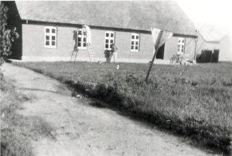 Det gamle nordre forsamlingshus