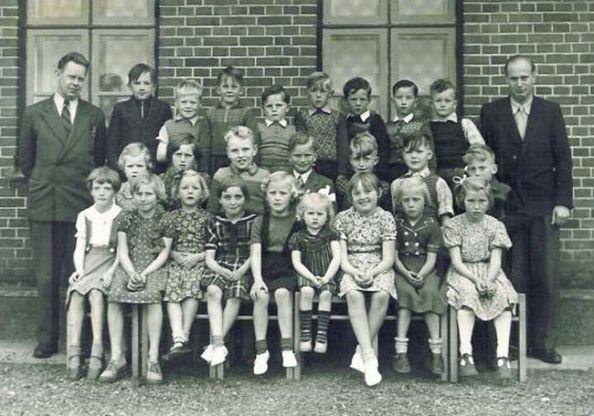 Klim Skole, 1952