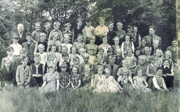 Klim Skole, 1954