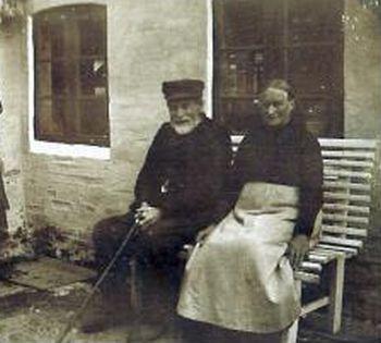 Nikolaj Styrbæk og hustru
