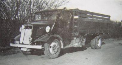 Agner Jensens lastbil
