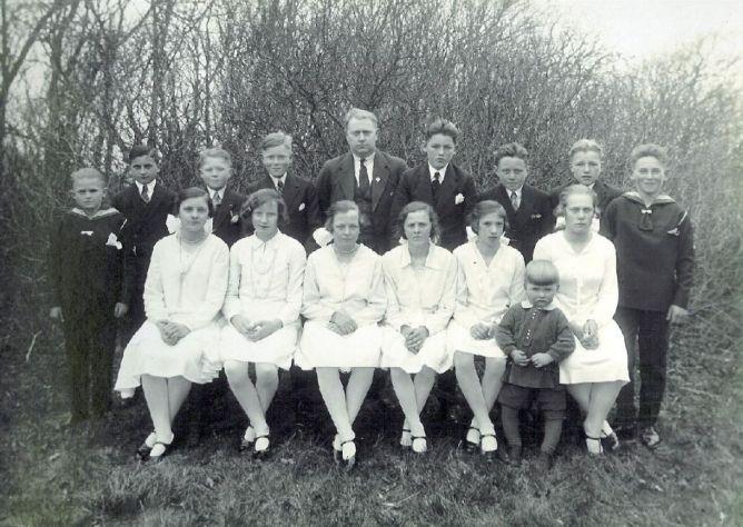 Konfirmation 1930