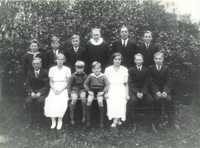Konfirmation 1933