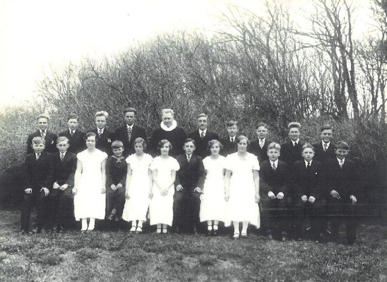 Konfirmation 1934