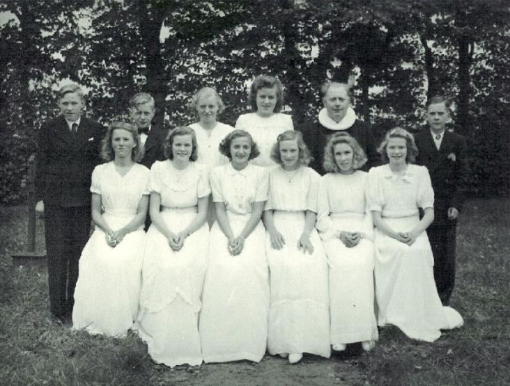 Konfirmation 1946