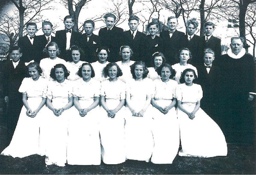 Konfirmation 1949